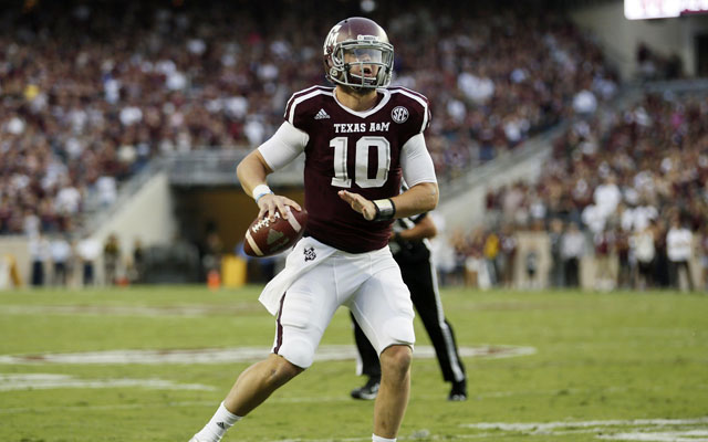 Kyle Allen hopes for a brighter future at Houston. (USATSI)