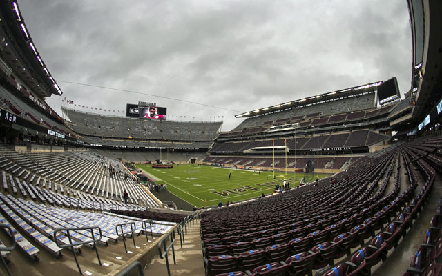 Is a storm brewing in College Station? (USATSI)