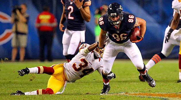 Tanard Jackson's last regular-season snap came in 2011. (USATSI)