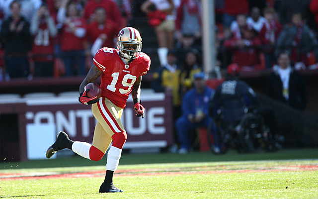 Ginn will also get a chance to earn snaps at wideout. (Getty Images)