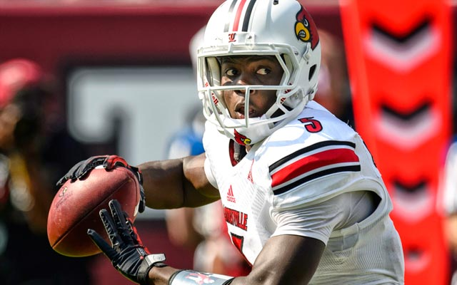 Who knows, maybe Teddy Bridgewater won't get drafted at all. (USATSI)
