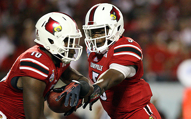 Mock drafters are divided on where Teddy Bridgewater will land. (USATSI)