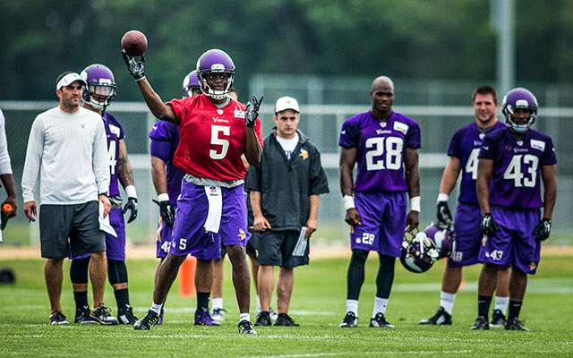Will Teddy Bridgewater earn the starting job by Week 1? (USATSI)