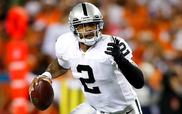 Could Terrelle Pryor play a position other than quarterback? (USATSI)