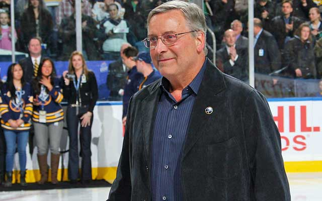 Terry Pegula is the new owner in Buffalo. (USATSI)