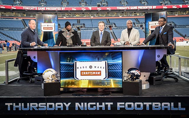 Thursday night football could be expanding to other networks. (USATSI)