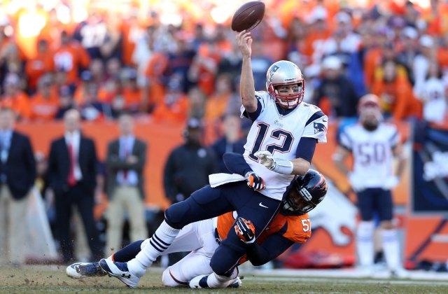 Will TomBrady rebound next year? (USATSI)