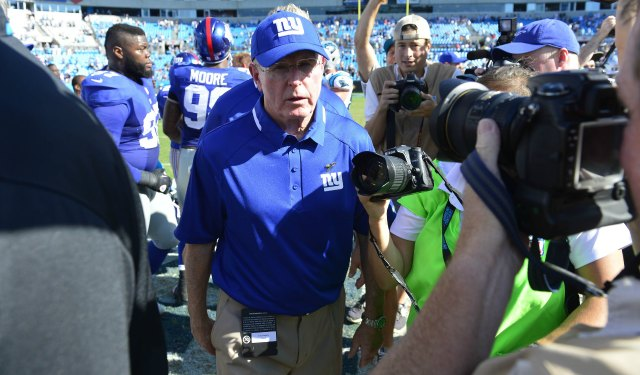 If Tom Coughlin heard some of these numbers, he'd be even more unhappy. (USATSI)