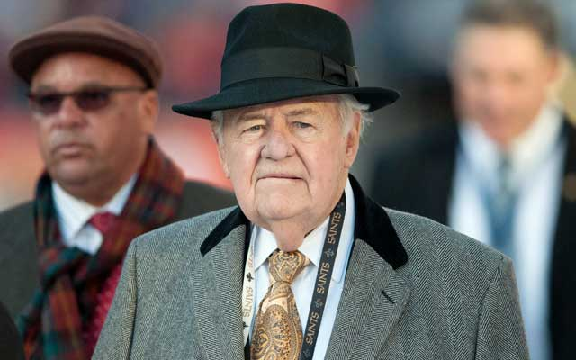 Tom Benson has owned the Saints since 1985.