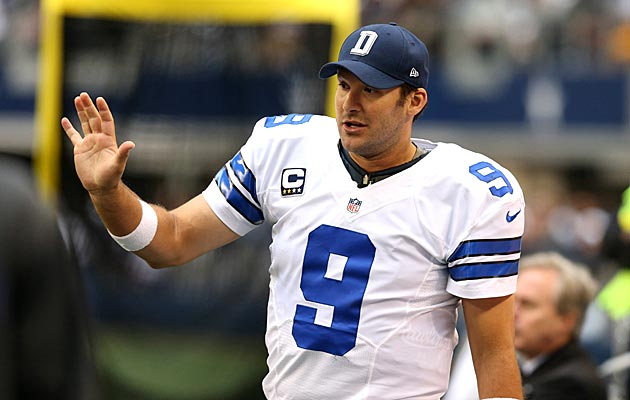 How Tony Romo look in his preseason debut? (USATSI)