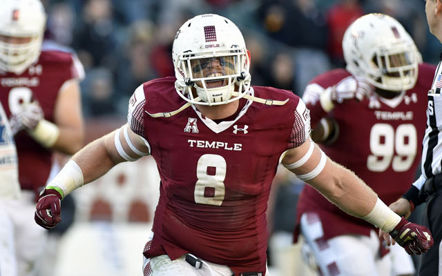 79b4b360a06 Temple's Tyler Matakevich made most regular All-America teams as one of  2015's best Group