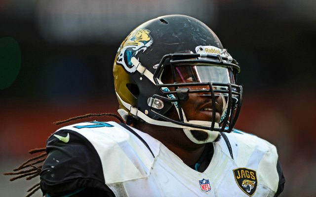 Without Uche Nwenari, the Jaguars don't have 3/5 of their starting offensive line. (USATSI)