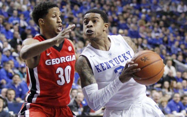 Observations: Is Kentucky's Tyler Ulis the best PG in the country?