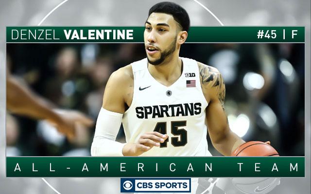 Denzel Valentine(CBS Sports Original)