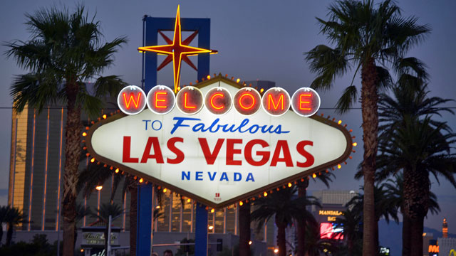 Sin City could be a great fit for NCAA Championships. (USATSI)