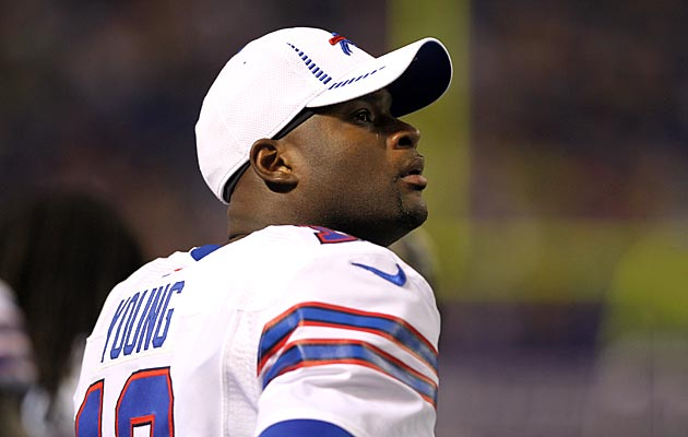Vince Young continues to struggle off the field. (USATSI)