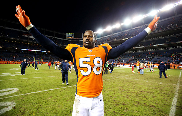 Von Mille did not get his appeal heard Thursday. (USATSI)