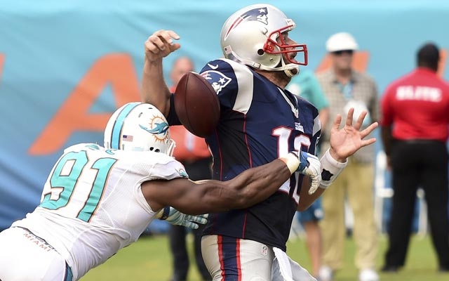 Film Study: How Dolphins exposed Pats' poor schemes, weak line play