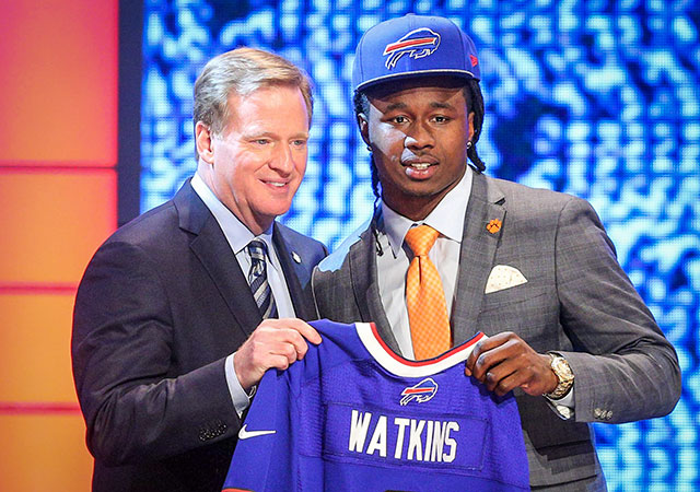 The Bills traded up for Sammy Watkins but was it worth it?. (USATSI)