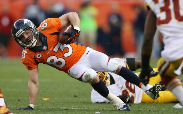Wes Welker is probable to play in Week 12. (USATSI)
