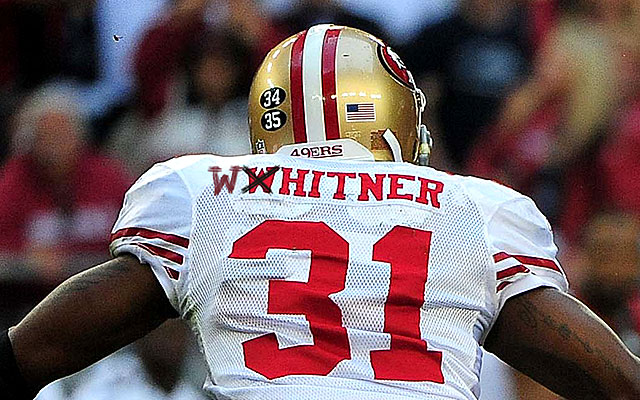 Donte Whitner reportedly is headed back to his hometown of Cleveland. (USATSI)