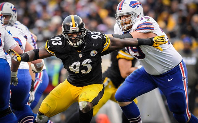 The Steelers want to re-sign Jason Worilds. (USATSI)