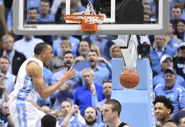 Short-handed Duke steals a victory against No. 5 North Carolina