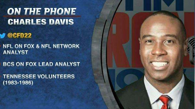 College Football: Charles Davis on Big Ten conference schedule