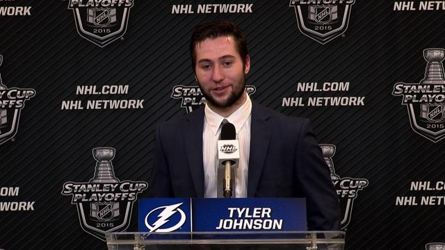 Lightning's Tyler Johnson No Longer An Underdog, He's Just Plain Good (video)