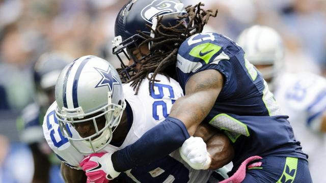 nfl spreads cbs seahawks v cowboys