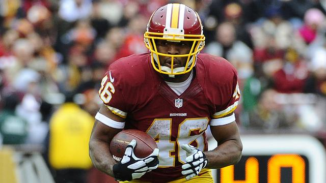 Former Redskins RB Alfred Morris finds a home in Dallas. (USATSI)