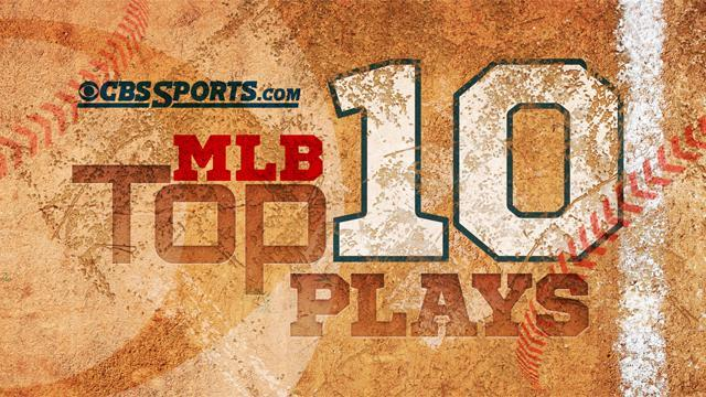 MLB top ten plays of the week: 5/20