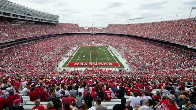 ap top 25 schedule cbs sportsline expert picks college football