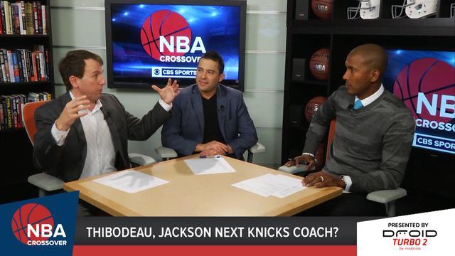 NBA: Thibodeau, Jackson next Knicks coach? - Video ...