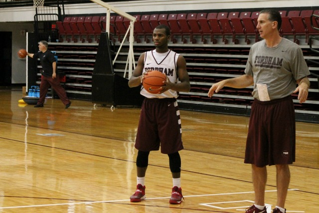 Fordham's Jon Severe is expected to be a difference maker for the Rams. (Fordham athletics)