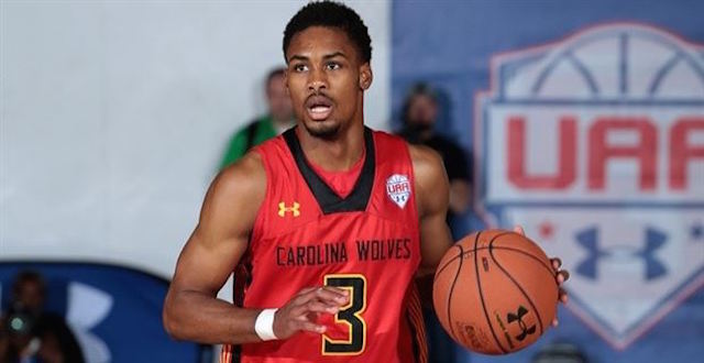 UNC Basketball: Get to know 2016 signee Seventh Woods