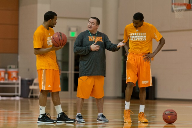 Donnie Tyndall (Tennessee Athletics/UTsports.com)