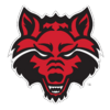 Arkansas St. Red Wolves logo