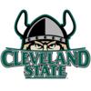 Clev. St. Vikings logo