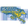Cal-Baker. Roadrunners logo