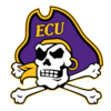 E. Carolina Pirates logo