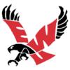 E. Wash. Eagles logo