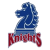 Fairleigh Dick. Knights logo