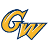 George Wash. Colonials logo