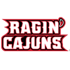 Louisiana Ragin Cajuns logo