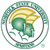 Norfolk St. Spartans logo