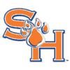 Sam Hou. St. Bearkats logo
