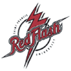 St. Fran.-Pa. Red Flash logo