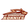 St. Bona. Bonnies logo