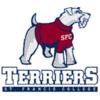 St. Fran.-NY Terriers logo